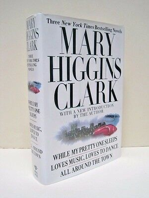 Three Best Selling Novels by Mary Higgins
