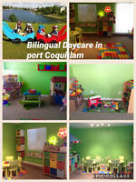 Licensed Bilingual ( French , English ) in Port Coquitlam