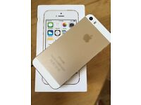 iPhone 5s / 02 / Giff Gaff / Gold