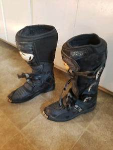 MX ATV riding boots