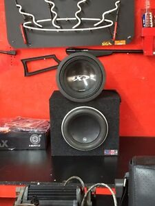 Really nice subs and a few good amps