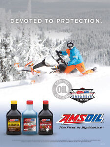 Amsoil Synthetic Injector Oil etc.