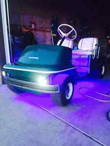 1976 harley davidson golf cart mint shape