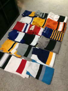 ASSORTED HOCKEY SOCKS