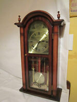 31 Day - Wooden Chiming - Wall Hanging/Standing Clock