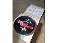 Marilyn Monroe - Bradford Exchange- Delphi collectors plate