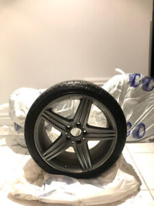 Continental ContiWinterContact TS810S with Rims