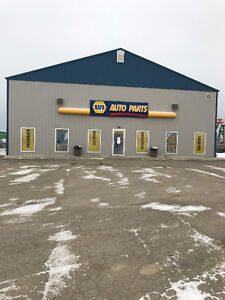 Sylvan Lake Industrial - For Sale or Lease