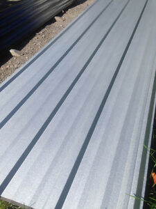 Brand New Steel Roofing 15 Pcs at 10 ft Long