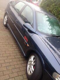 Vauxhall vectra c 2.2 dti sri diesel great runner