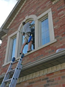 Window cleaning anywhere in the GTA best prices guaranteed