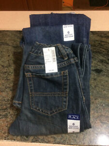 childerns place jeans