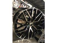 "19"" alloy wheels Alloys Rims tyre tyres 5x112 Audi Vw Volkswagen Seat skoda"