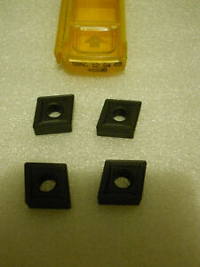 KENNAMETAL CNMG 432 – COATED CARBIDE INSERTS (NEW) - lathe