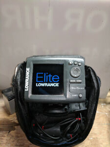 Lowrance Elite-5 HDI + Lowrance Elite-5 Ice Machine