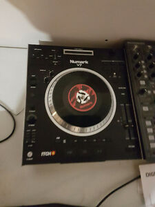 Numark V7 Motorized Turntable Software