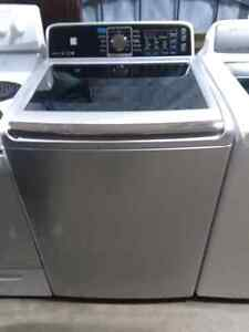 Kenmore silver top load washer
