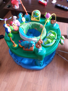 Moving need gone Exersaucer and swing!