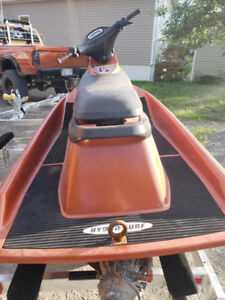 Seadoo good condition in Edmundston area