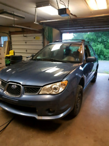 2007 impreza 2.5i Special Edition Full Part Out