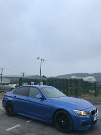 63 2013 BMW F30 330d 3.0TD Auto M Performance Sport - MASSIVE PRICE REDUCTION