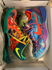 """Kobe 8 """"What the"""" Size 8.5"""