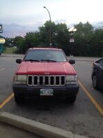 SAFTIED working 1997 Jeep Grand Cherokee