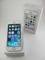 iPhone 5S - 16GB Factory Unlocked Gold Edition