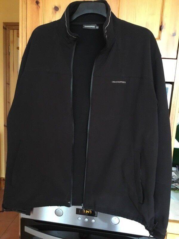 CRAGHOPPERS MENS SOFTSHELL CASUAL JACKET? XXL.