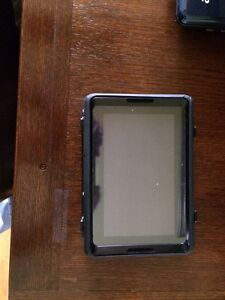 Blackberry Playbook with otter box case
