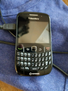 BLACKBERRY CURVE ETUI CUIR