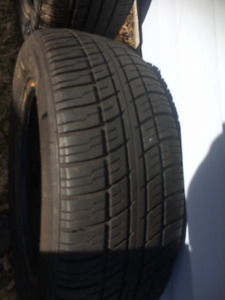 235/55/18  Himalaya SUV Federal   1 Tire like new full tread
