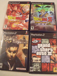 PlayStation games located in Peace River