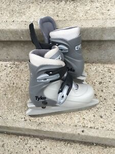 Adjustable toddler skates 8-11