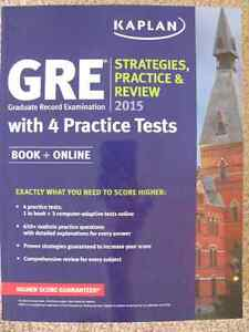 GRE 2015 STRATEGIES PRACTICE