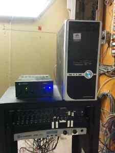 Crown  CDi 1000 PA system