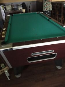 2 Slate Pool Tables for sale