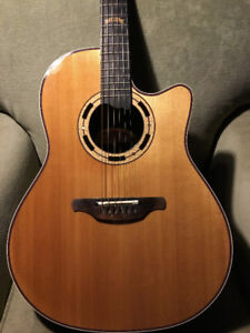 Ovation 1994 Collectors Series Acoustic/Electric Guitar