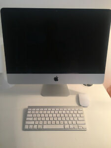21.5 iMac 2.7ghz 8gb for sale