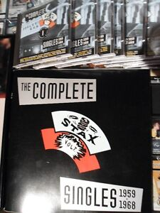 Complete STAX Singles Box Set -9 CD's