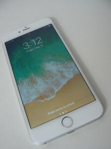 iphone 6 PLUS 16gb Factory Unlocked - great condition solid batt