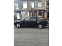 Nissan Navara 2005 low mileage, 2 previous owners