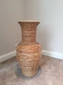 Plant pot ideal for conservatory or home
