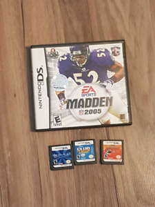 nintendo dc game lot