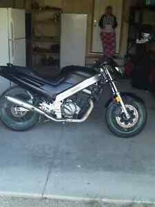 Trade 2007 ninja 250 for pick up read ad