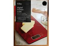 Digital kitchen scales. Good condition. Collection Only.