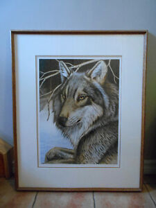 Randy Fehr Gray Wolf -Limited Edition