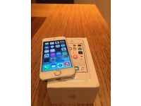 iPhone 5s 16GB Silver Vodafone * Good Condition *