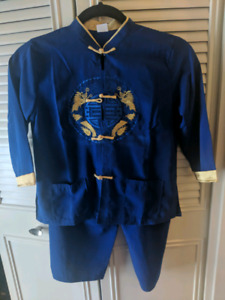 Boys Chinese New Year Outfit Size S