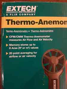 Extech  Thermo-Anemometer Air Flow/Air Velocity Meter  (AN100) Windsor Region Ontario image 7